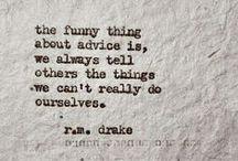 viisastelua // wisdom / The True Targets in Life.
