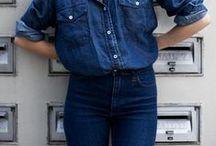 jeans e camicie