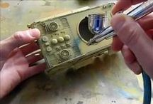 WWII - How to Airbrush