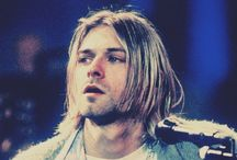 Kurt Cobain / by Kelsey Nygaard