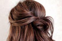 hairs...