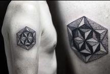 Ula / Dotwork / geometric tattoos in Rock'n'Ink Tattoo