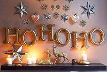 Kika karácsony / Otthon melegségét árasztja, arany és a modern stílus keverésével :)
