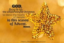 Advent / Celebrate #Advent with our staff at Family Life Radio!  / by Family Life Radio