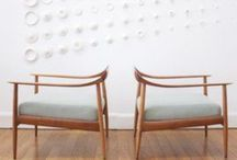Chairs / Like art, statement chairs add life to a room! We've curated a selection of chairs that we'd love in our home and office. #chairs #furniture #home
