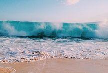 S u m m e r / Time to soak up the sun // Beachin'