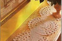 Crochet-serwety