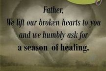 The Healing Season / Shannyn Caldwell's devotional, The 40-Day Healing Season, will help you move from devastation to restoration. / by Family Life Radio