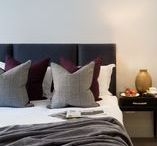 Serviced apartments, W1