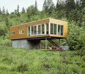 Domki / Domki / Tiny houses
