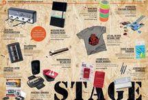 livemusik & bühnenshow / Studioequipment, das aus der Reihe tanzt, Gadgets für die  Musikproduktion im Studio & unterwegs, Tools für's Bandmanagement, Life- und Tourhacks für Musiker