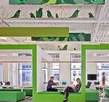 Wnętrza biurowe / Wnętrza biurowe / Office interiors