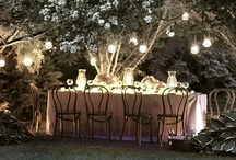 Outdoor dining / by Bianca