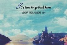Everything Harry Potter! / POTTERHEADS unite ! We are the Harry Potter Generation until the end!  / by Rose