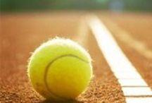 Tennis!<3 / by Anastasija Asanin