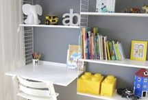 Kids room / Inspiration and ides for kidsroom in different styles