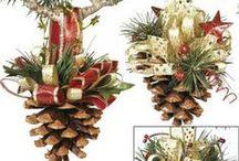 Vianočné dekorácie a inšpirácie