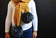 Bufandas / Bufandas y cuellos