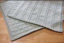 Mantas. Blankets / Manta bebe