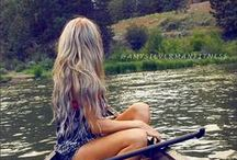 Summer Hair / Summer hairstyles with hair extensions which you can swim with and wear updos. No more clip ins!