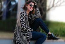 Looks de Inverno / Looks Inspiração e próprios, pra ficar mais charmosa e aquecida no frio!