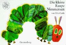 """Kleine Raupe Nimmersatt / Very Hungry Caterpillar / Activities and crafts and more about Eric Carle's famous book """"Die kleine Raupe Nimmersatt"""" / """"The very hungry caterpillar"""""""
