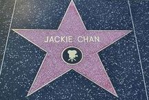 Jackie Chan / He was born in Victoria Peak, Hong Kong, April 7, 1954 he was an actor, director, stuntman, producer, martial actor, comedian, screenwriter and singer from Hong