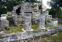 IWTTT - San Gervasio Mayan Ruins Cozumel Mexico Quinatana Roo / I promote for Sandos Resorts Vacation Club which offers a 5 night all inclusive stay for attending their timeshare promotion!  http://IWantToTravelTo.com