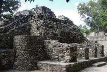 IWTTT - Coba Mexico Mayan Ruins / I promote for Sandos Resorts Vacation Club which offers a 5 night all inclusive stay for attending their timeshare promotion!  http://IWantToTravelTo.com