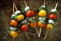 Outdoor Recipes / Just put all on the grill...Starter/Main/Desert! Recipes that compliment that lovely piece of meat.
