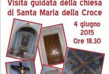 Di Zinno, Misteri e... / Visita guidata della Chiesa di Santa Maria della Croce, Campobasso, 4 giugno, ore 18.30