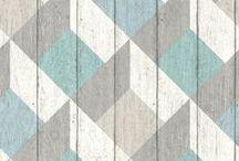 Escapade Nordique / Inspirations scandinaves : couleurs pastel et lignes atemporelles pour des murs design !
