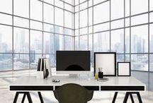 Décorer son bureau / Industrielle ou graphique, quelle inspiration déco pour son bureau ?