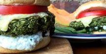 Meatless Monday / Healthy vegetarian and vegan recipe ideas