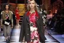 Мода.Dolce & Gabbana.