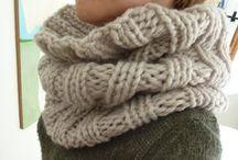 Cuellos / Neck warmer