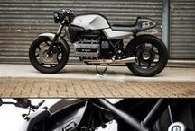 Café racers / Board idea of Café racers
