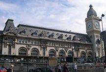 Paris Gare de Lyon / La Gare de Lyon à Paris, de 1849 à nos jours.