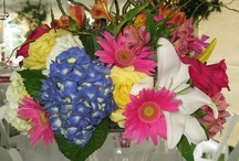 Flowers for Jewel-toned Wedding