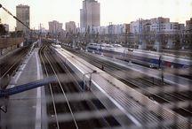 Gare Montparnasse / La gare de Paris Montparnasse sous de nombreux angles.
