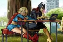 Superhero / by Pinster .