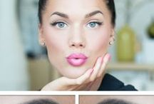 makeup/peinados