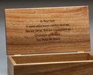 Premium Wood Boxes / High quality Wood Boxes made in Fort Collins, Colorado USA using sustainable woods. Shipped to anywhere in the world, and completely custom built to meet your requirement.  Please contact us for a price quote: Sales@ucppromo.com, 970-282-9591