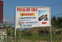 Unforgettable Signs / Funny, dramatic, and downright bizarre signs from Ghana.