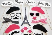 Sweet Paris Paris Party