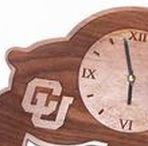 Wood, Leather Clocks / Wood or Leather Clocks are perfect for a unique, high quality gift. Made from scratch in Colorado, USA but shipped to anywhere in the world. We can make small desk-top clocks or larger wall clocks. Please contact us for a price quote: Sales@ucppromo.com, 970-282-9591