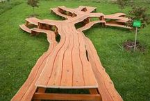 Cool Benches