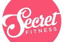 SECRET FITNESS / La nouvelle gamme de nutrition sportive FitnessBoutique pour les fitness girls !