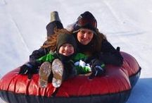 America's 7 Best Snow Tubing Hills / List of America's 7 Best Snow Tubing Hills! More ideas for snow tubing can be found in Yuggler - the App for Family Fun.