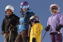 10 Best US Ski Resorts for Families / List of the best ski resorts for families in the U.S.! More ideas of family skiing trips are available in Yuggler - the App for Family Fun!